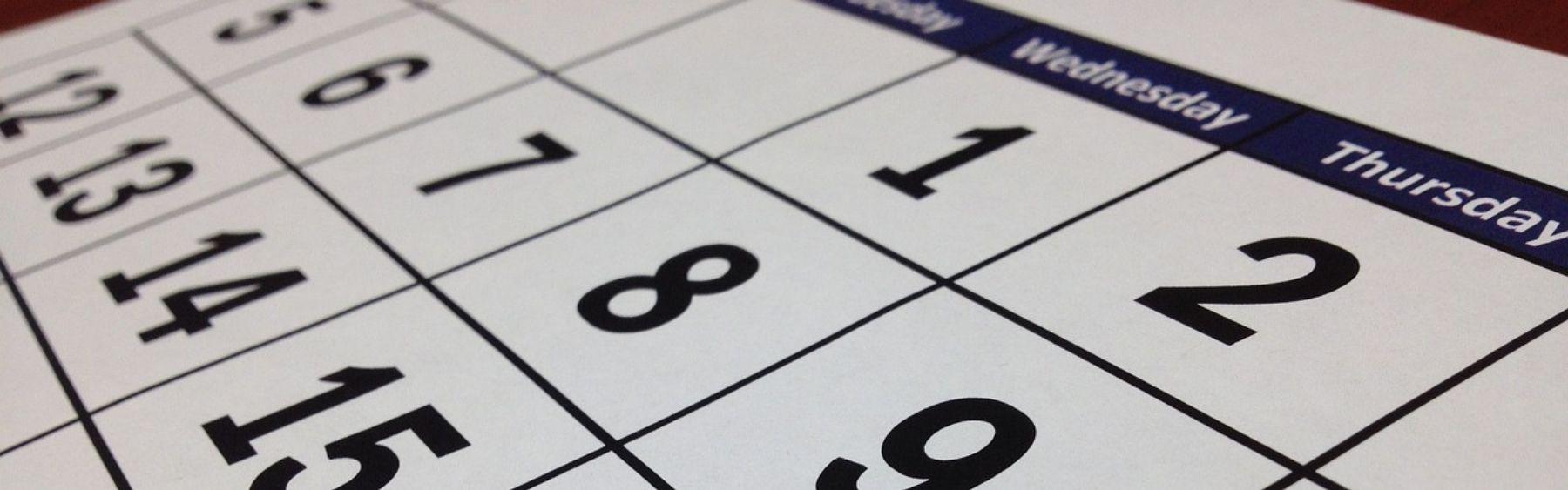 Tip van Thomas: feestdagen aanmaken in Plan4Flex